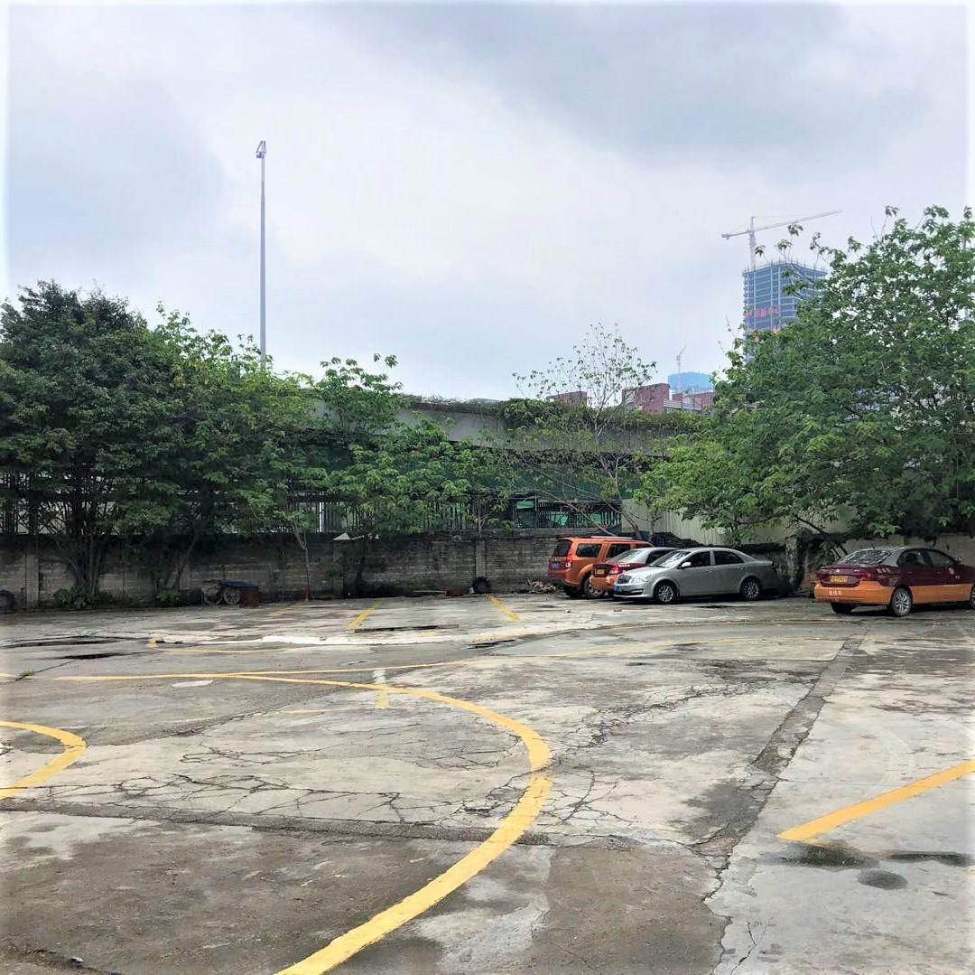 新港东路训练场